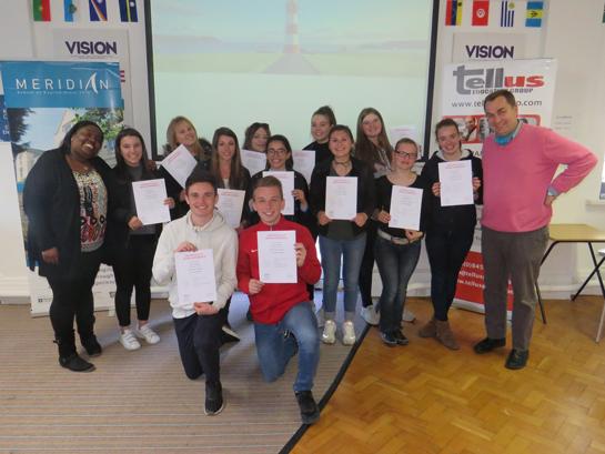 Erasmus-Remise-Diplome